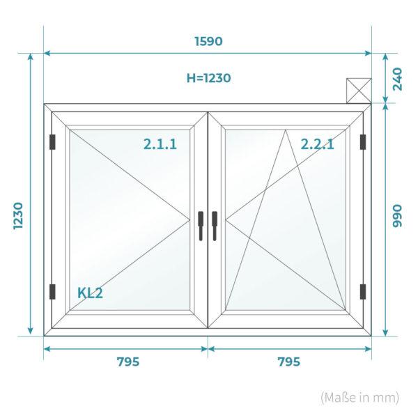 Baustoffe Union Fenster Tueren Masszeichnung